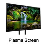 plasma tv hire